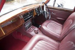 1968 Jag restored