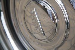 Jaguar hub cap