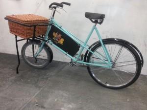 Old trade bike restored