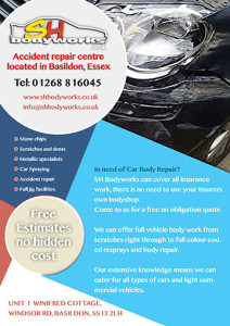 Car Bodyworks flyer