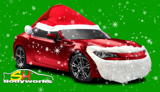 Merry Christmas from your local body shop